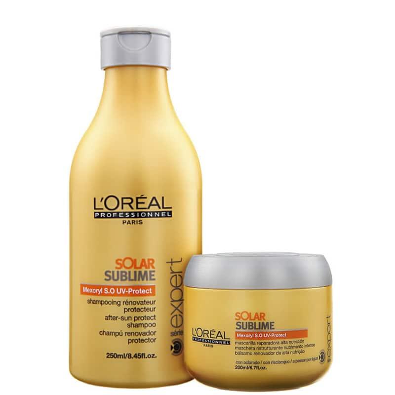 Kit L'Oréal Professionnel Expert Solar Sublime Duo (2 Produtos)