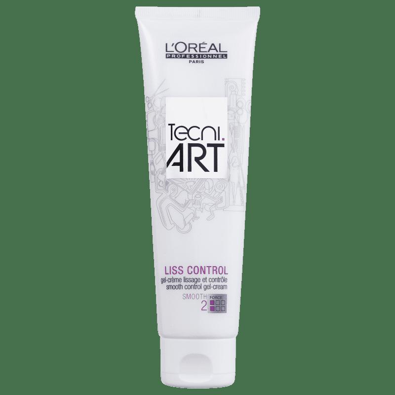 L'Oréal Professionnel Tecni Art Liss Control Force 2 - Creme Modelador 150ml