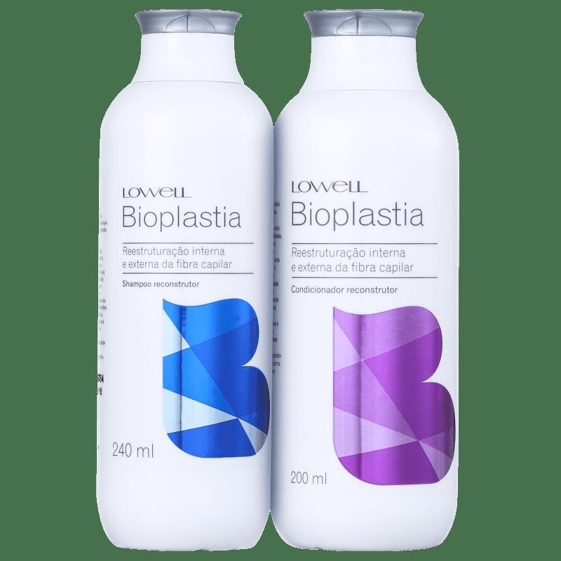 Lowell Bioplastia Duo Kit (2 Produtos)