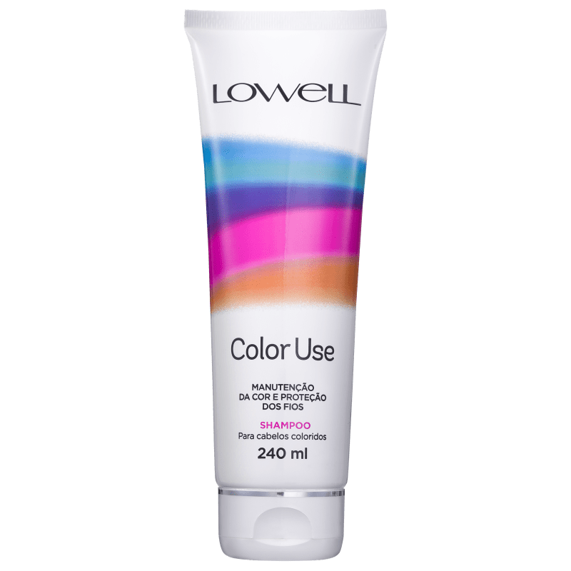 Lowell Color Use - Shampoo 240ml