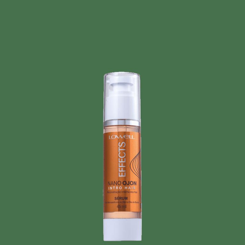 Lowell Effects Nano Ojon Intro Hair - Sérum Reconstrutor 45ml