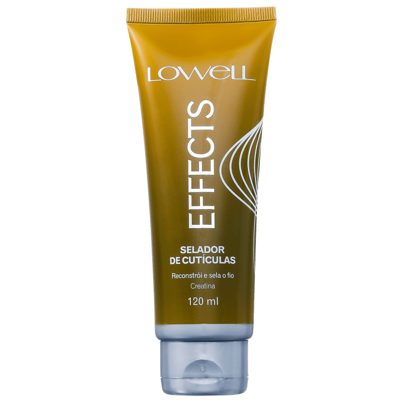 Lowell Effects Selador de Cutículas - Leave-in 120ml