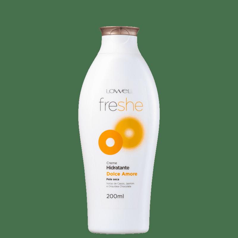 Lowell Freshe Dolce Amore - Creme Hidratante 200ml