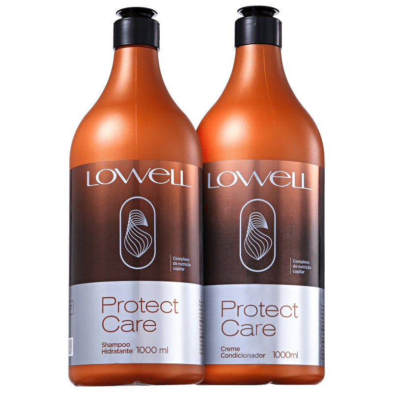 Kit Lowell Protect Care Salon (2 Produtos)