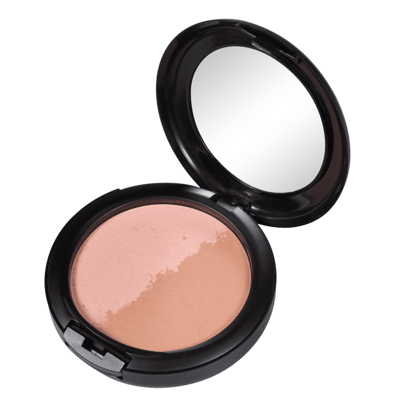 Marcelo Beauty Mosaico Duo Castanho - Blush Luminoso 60g