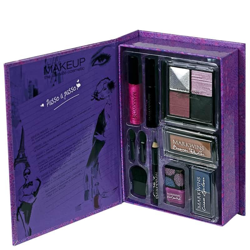 Markwins Look Book II - Caixa de Maquiagem