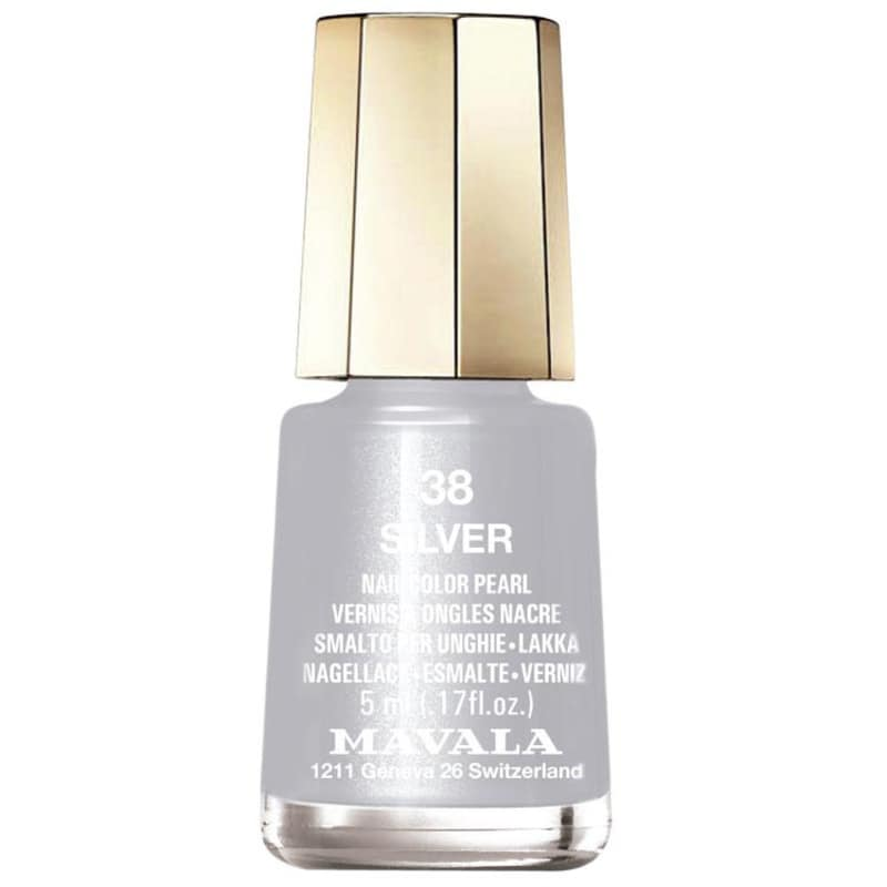 Mavala Mini Colours Silver - Esmalte 5ml