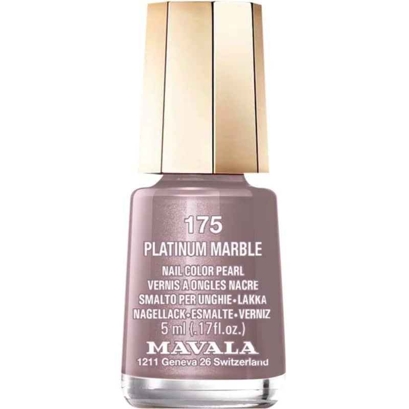 Mavala Paradox Colours Platinum Marble - Esmalte Metálico 5ml