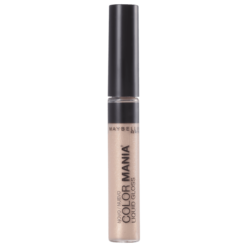 Maybelline Color Mania Liquid 200 Sparkling Rose - Gloss Labial 7ml