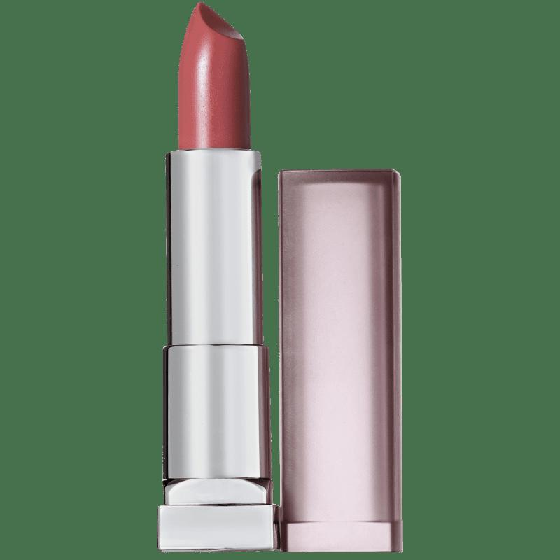 Maybelline Color Sensational Creamy Mattes 407 Não Vivo Sem - Batom 4,2g