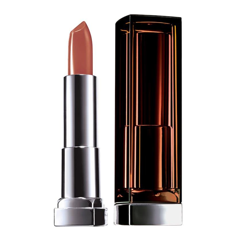 Maybelline Color Sensational Nudes Impecáveis 205 Xeque Matte - Batom Matte 4,2g