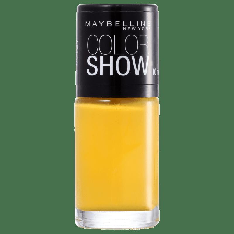Maybelline Color Show 390 Fierce N' Tangy - Esmalte 10ml