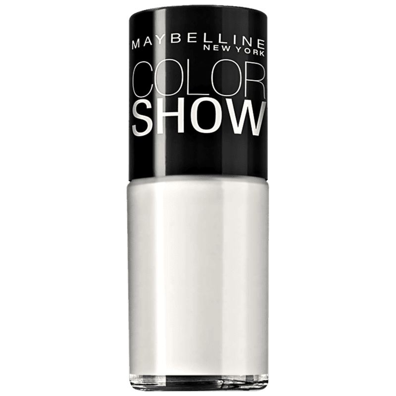 Maybelline Color Show Essentials Snow Crystal - Esmalte 9ml