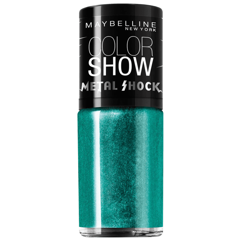 Maybelline Color Show Metal Shock Northen Lights - Esmalte 9ml