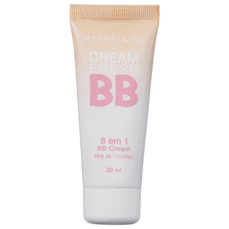 Maybelline Dream Fresh 8 em 1 FPS 30 Light - BB Cream 30ml