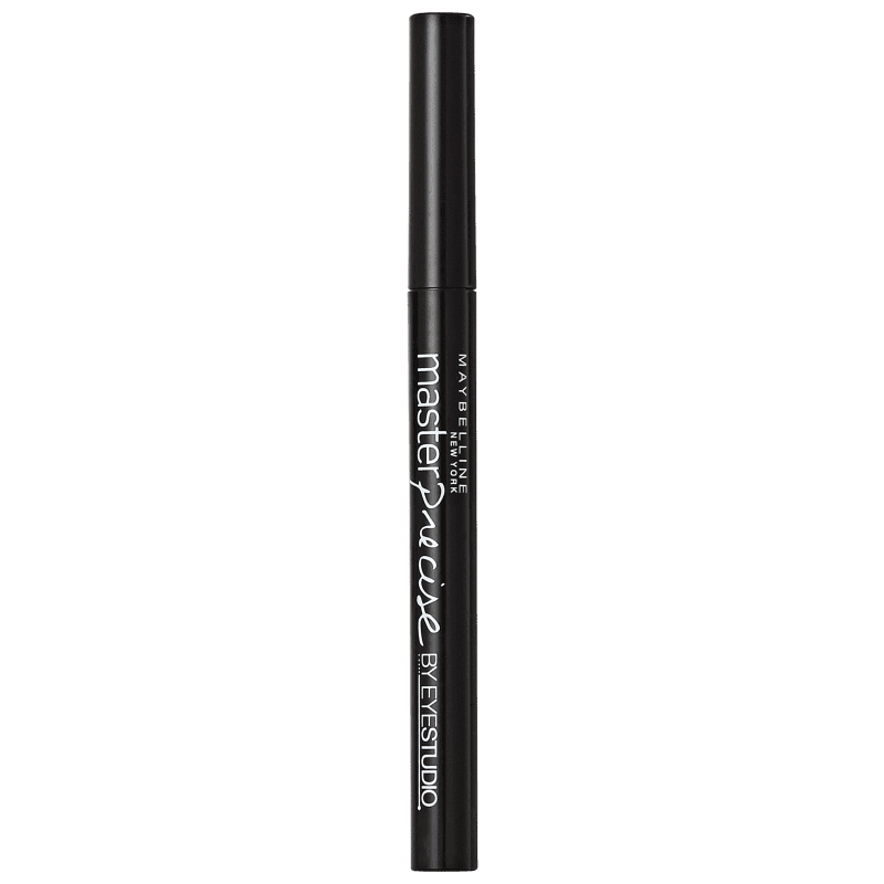 Maybelline Eye Studio Master Precise Black 110 - Caneta Delineadora