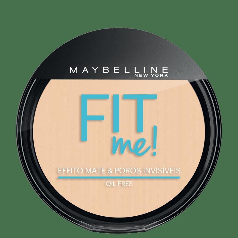 Maybelline Fit Me! Cor 000 Translúcido Essencial - Pó Compacto Translúcido