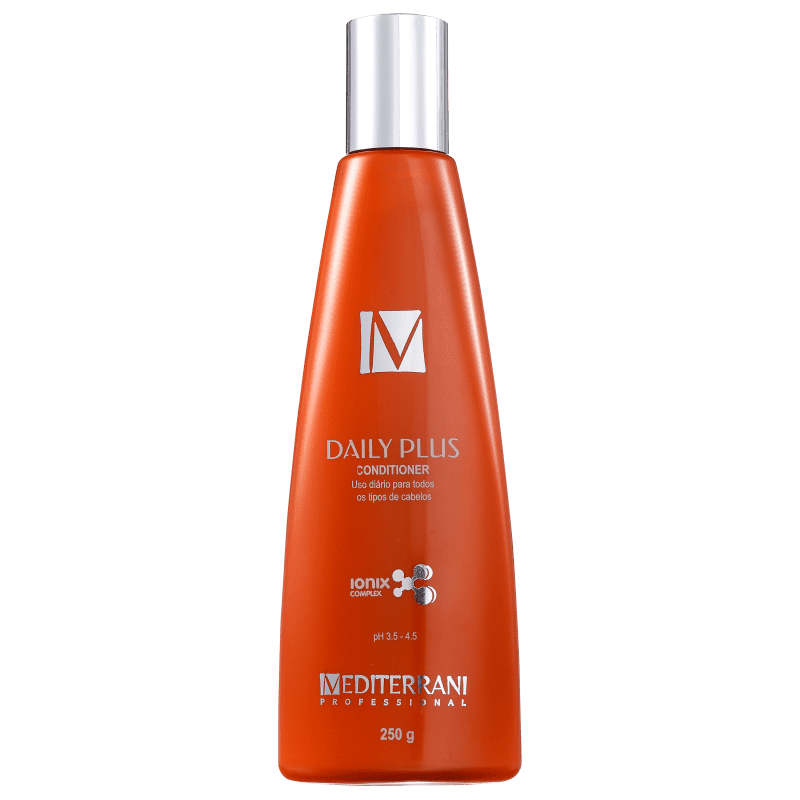 Mediterrani Daily Plus - Condicionador 200ml