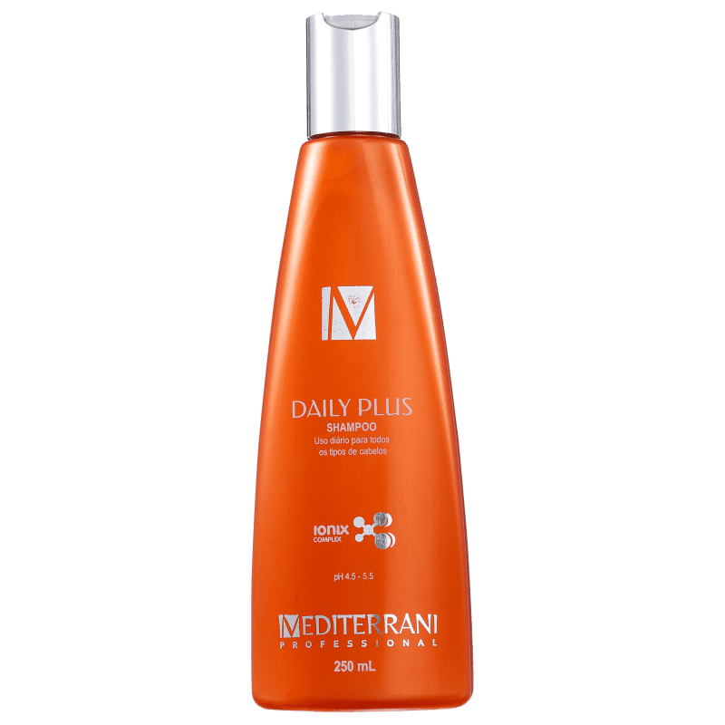 Mediterrani Daily Plus - Shampoo 250ml