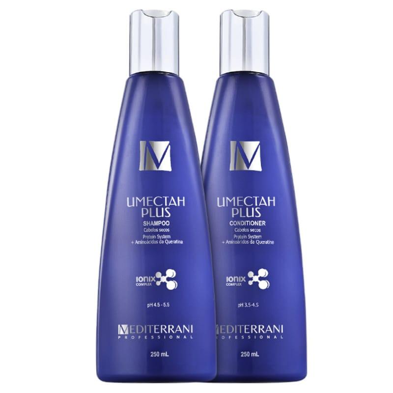 Kit Mediterrani Ionixx Umectah Plus Duo (2 Produtos)