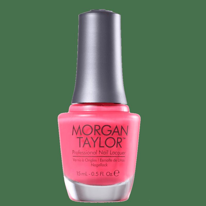 Morgan Taylor Pink Flame Ingo 23 - Esmalte Cremoso 15ml