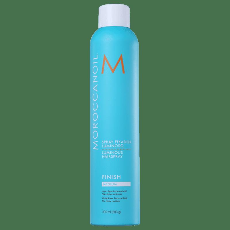 Moroccanoil Finish Luminous Medium - Spray Fixador 330ml
