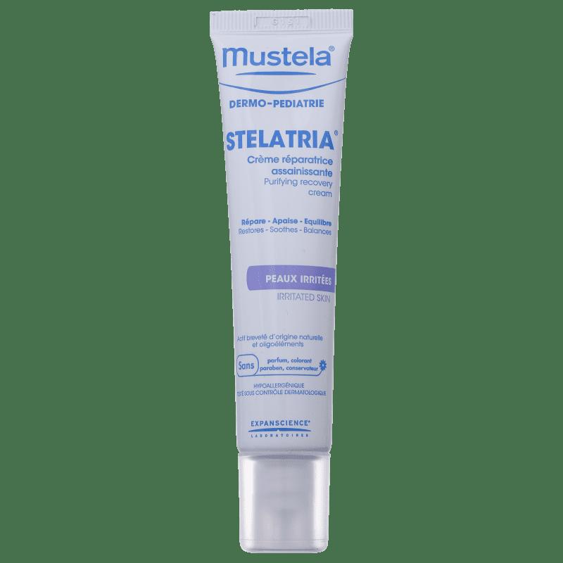 Mustela Dermo-Pédiatrie Stelatria - Creme Reparador Purificante 40ml