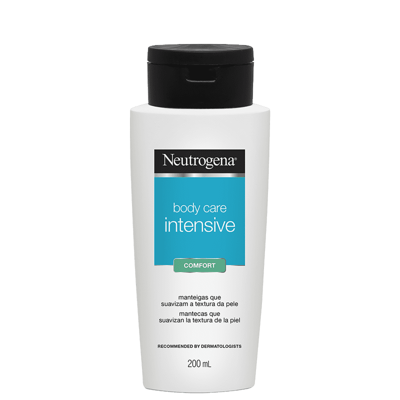 Neutrogena Body Care Naturals - Creme Hidratante Corporal 200ml