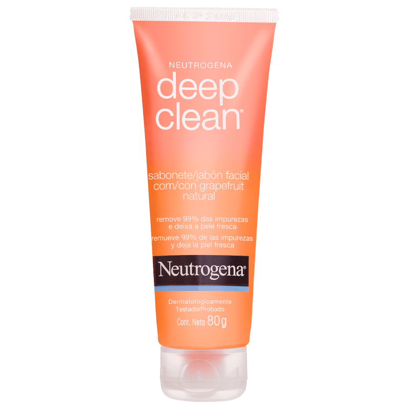 Neutrogena Deep Clean Grapefruit