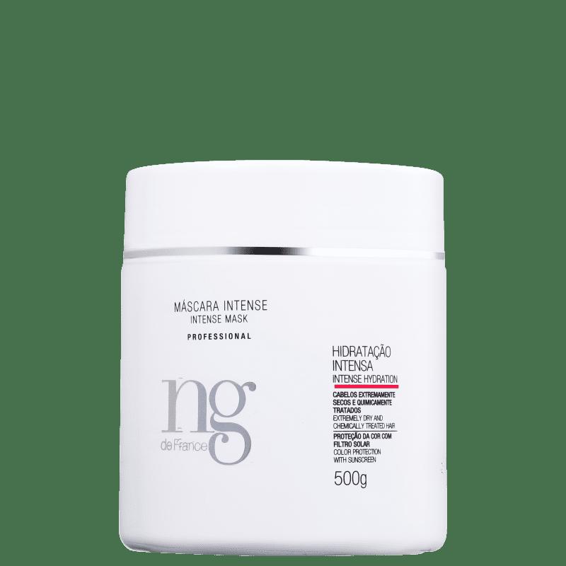 NG de France Intense - Máscara de Hidratação 500g