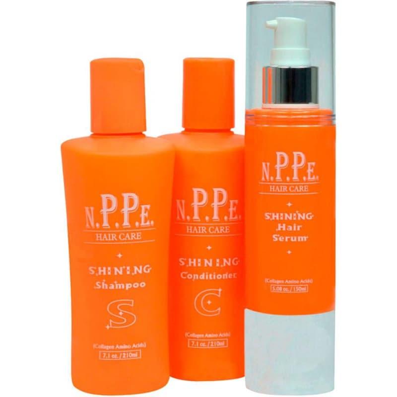 N.P.P.E. Shining Kit (3 Produtos)