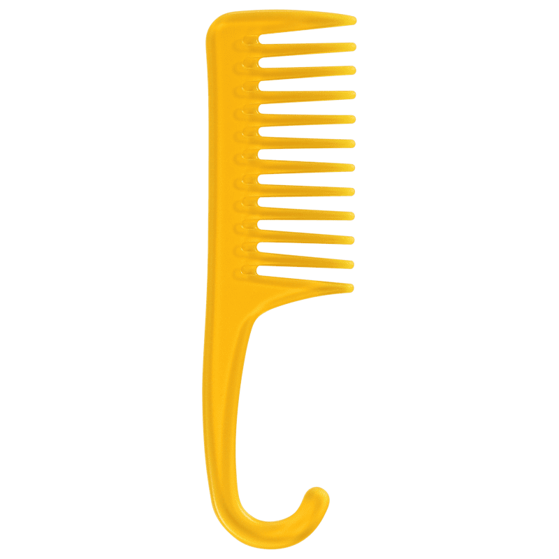 Océane Color Comb Mook Amarelo - Pente