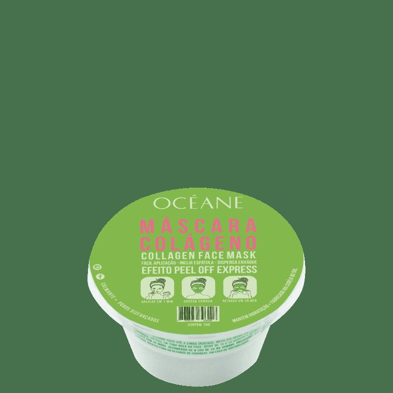 Océane Máscara Colágeno - Máscara Facial 28g