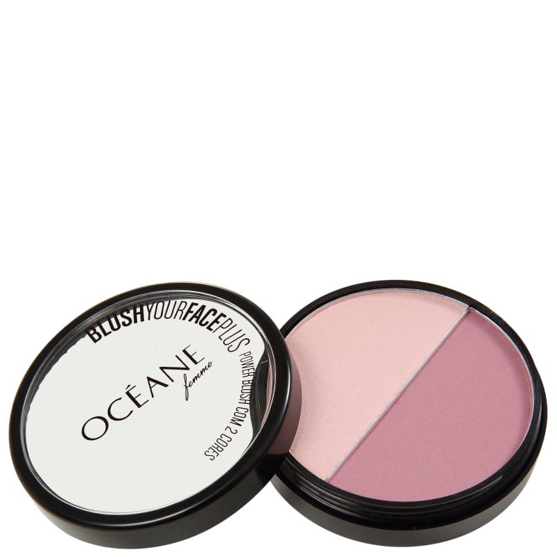 Océane Your Face Plus Purple - Blush Matte 7,2g