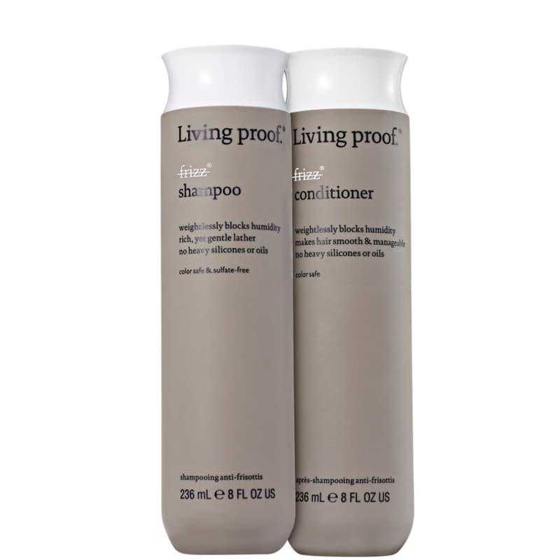 Living Proof No Frizz Duo Kit (2 Produtos)