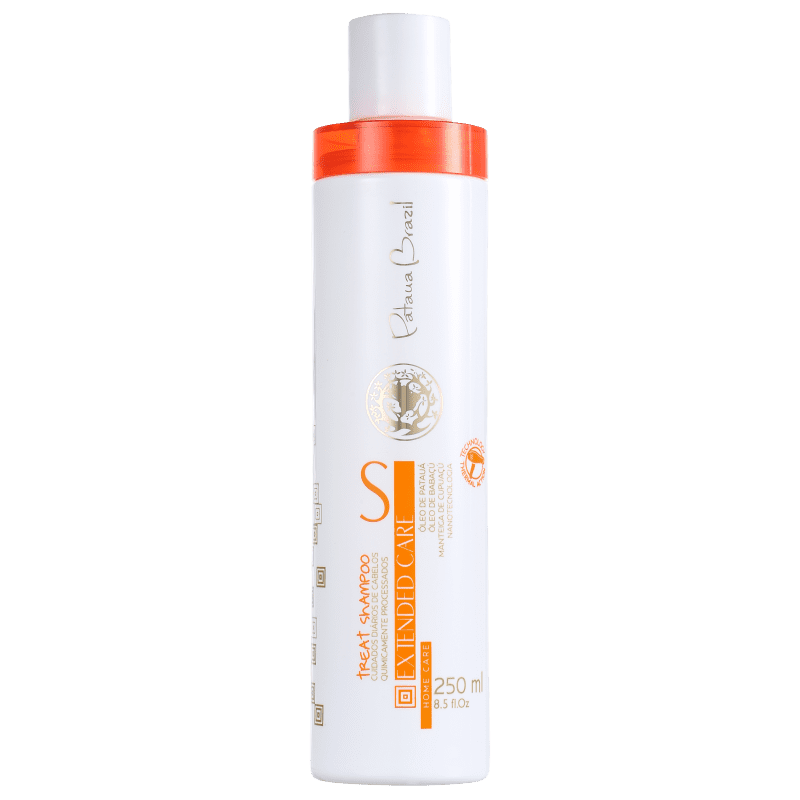 Pataua Brazil Extended Care Treat - Shampoo 250ml