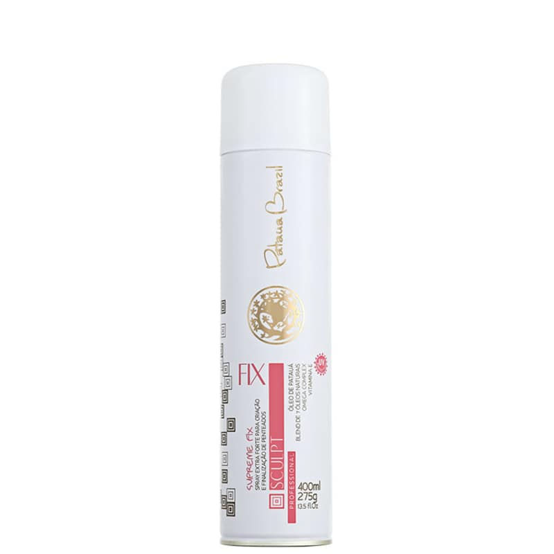 Pataua Brazil Sculpt Supreme Fix - Spray Fixador 400ml
