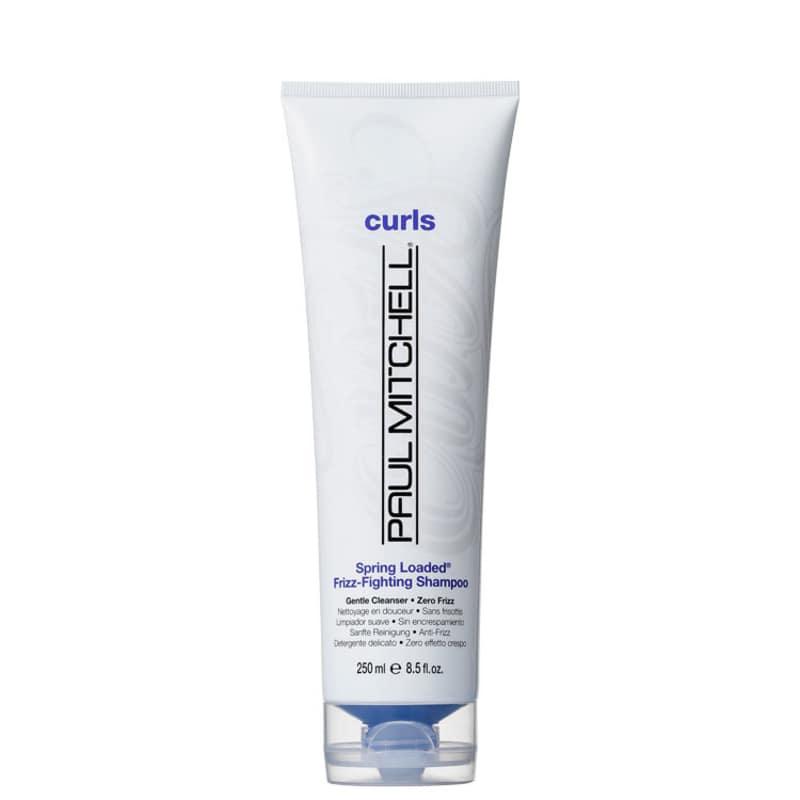 Paul Mitchell Curls Spring Loaded Frizz-Fighting - Shampoo sem Sulfato 250ml