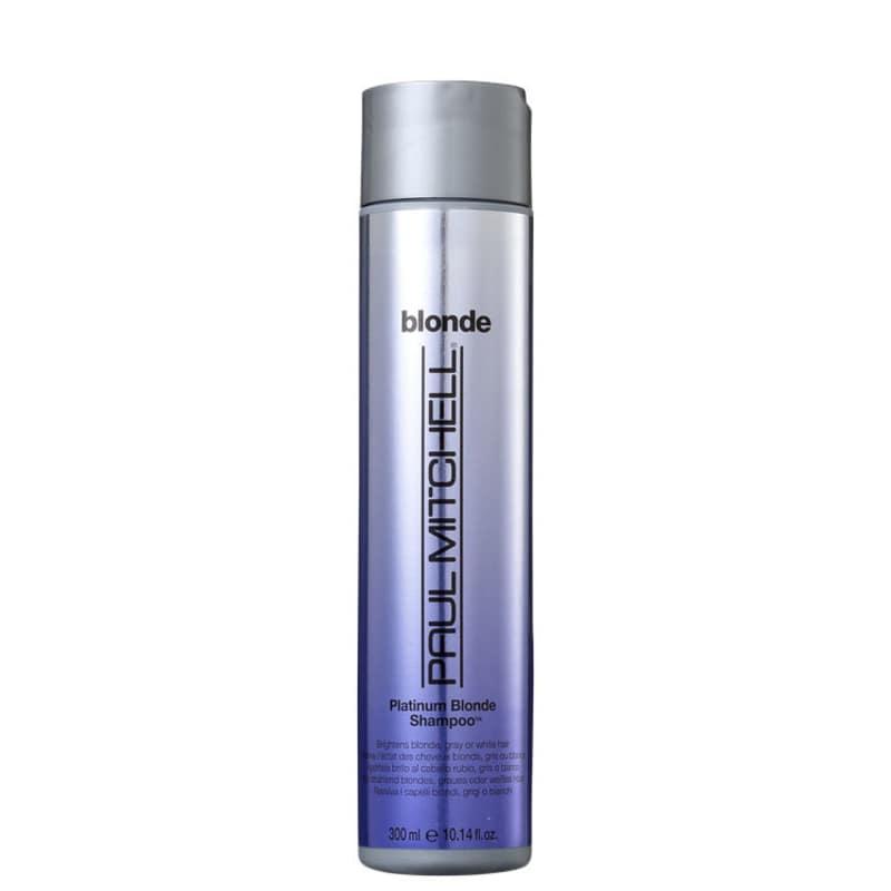 Paul Mitchell Forever Blonde Platinum - Shampoo Desamarelador 300ml