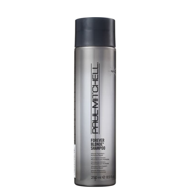 Paul Mitchell Forever Blonde - Shampoo sem Sulfato 250ml