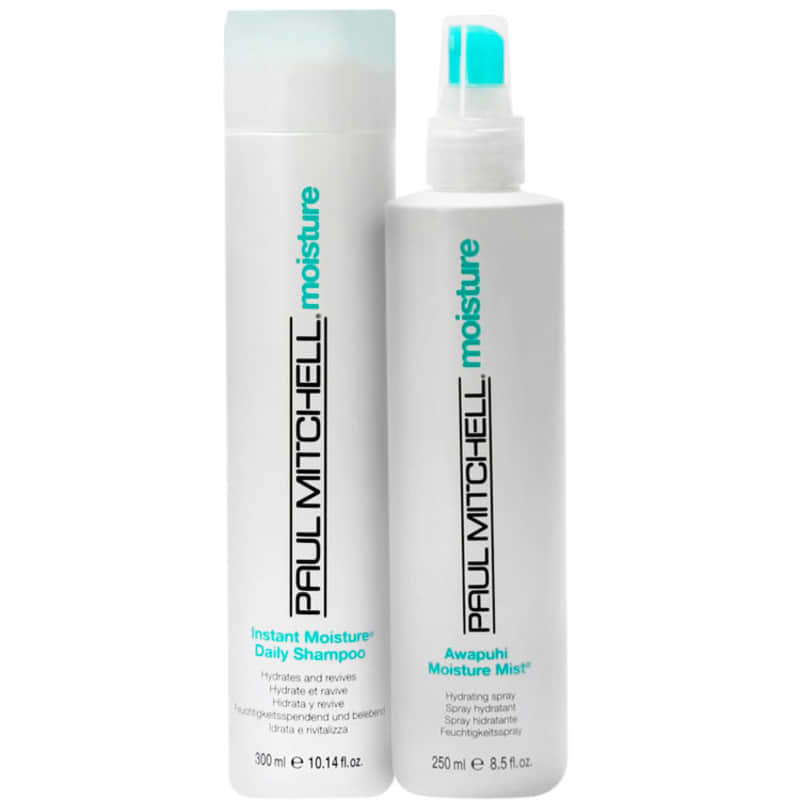 Kit Paul Mitchell Moisture Daily Awapuhi (2 Produtos)
