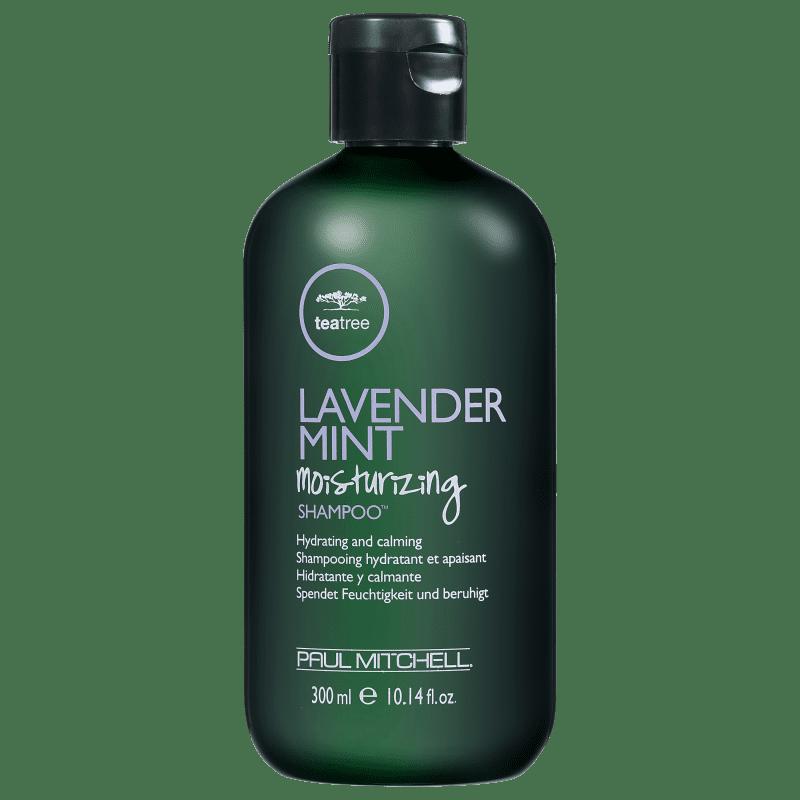 Paul Mitchell Tea Tree Lavender Mint Moisturizing - Shampoo sem Sulfato 300ml