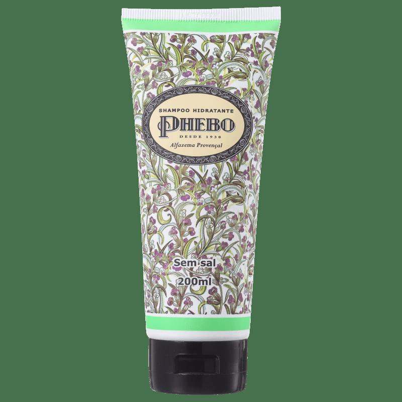 Phebo Mediterrâneo Alfazema Provençal - Shampoo 200ml