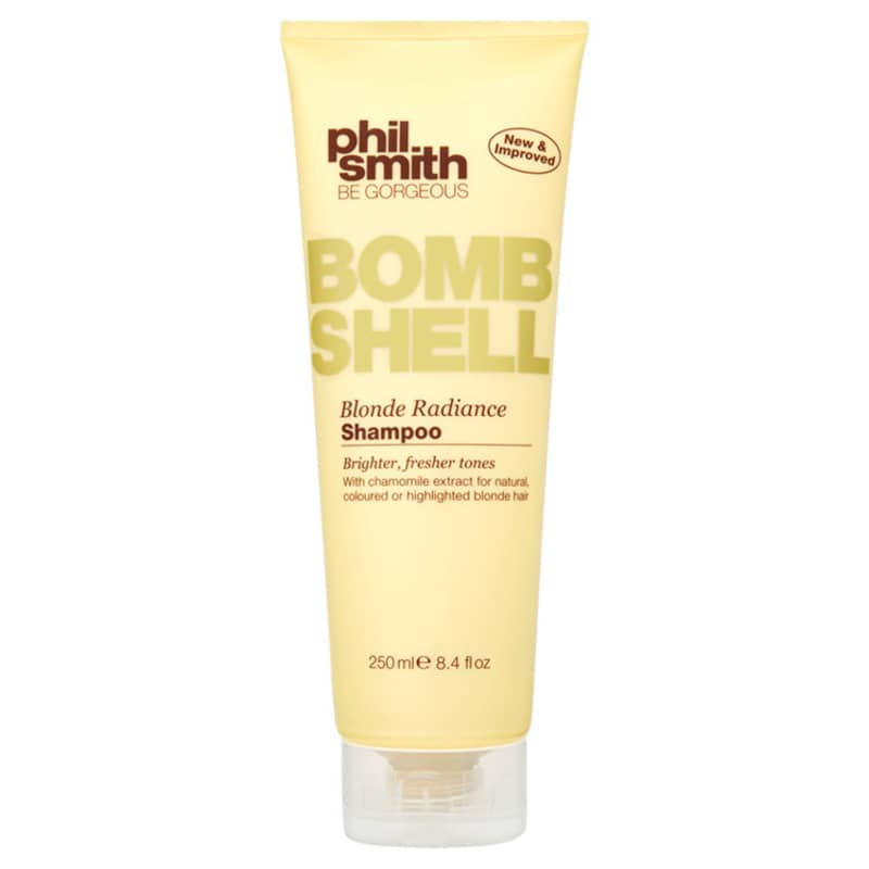 Phil Smith Bombshell Blonde Radiance - Shampoo 250ml