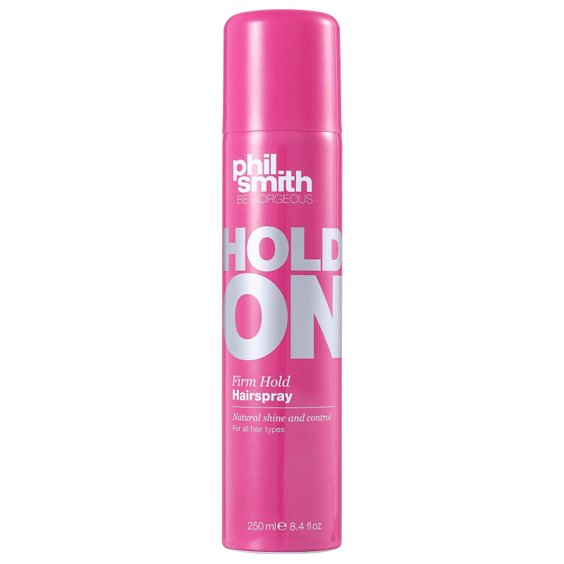 Phil Smith Hold On Firm Hold - Spray Fixador 250ml