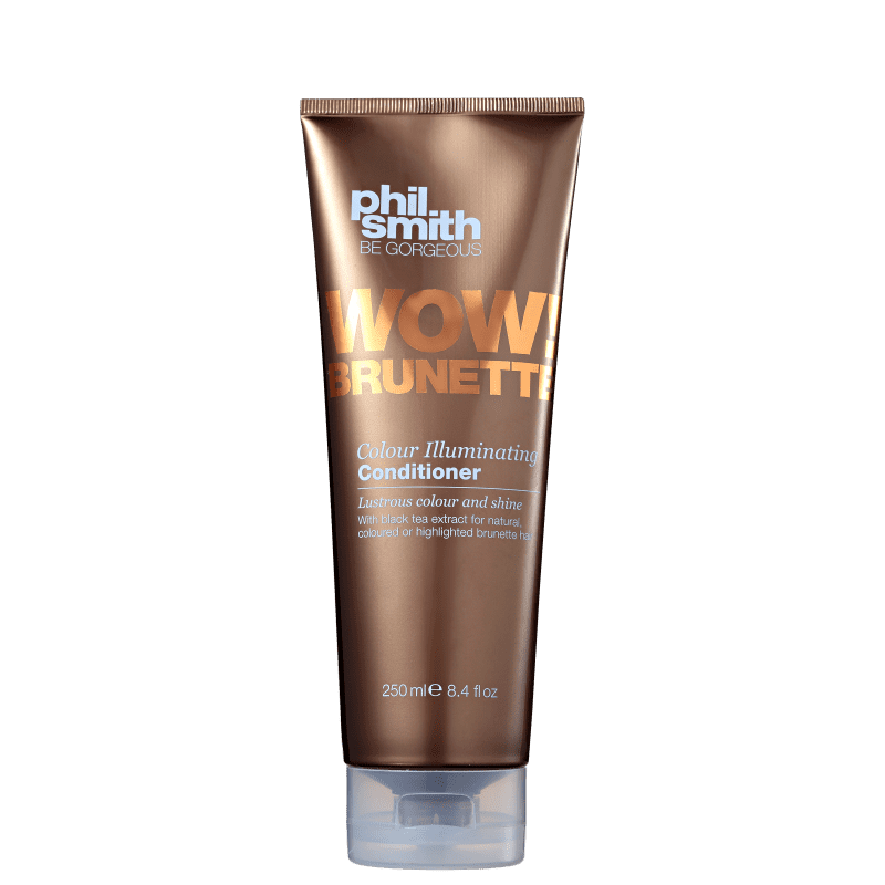 Phil Smith Wow! Brunette - Condicionador 250ml