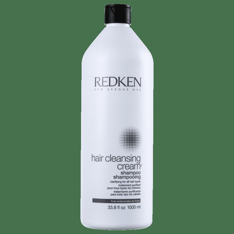 Redken Hair Cleansing Cream - Shampoo Antirresíduo 1000ml