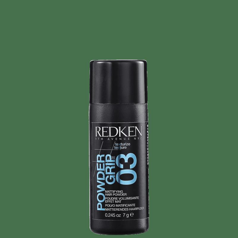 Redken Style Texturize Powder Grip 03 - Pó Volumador 7g