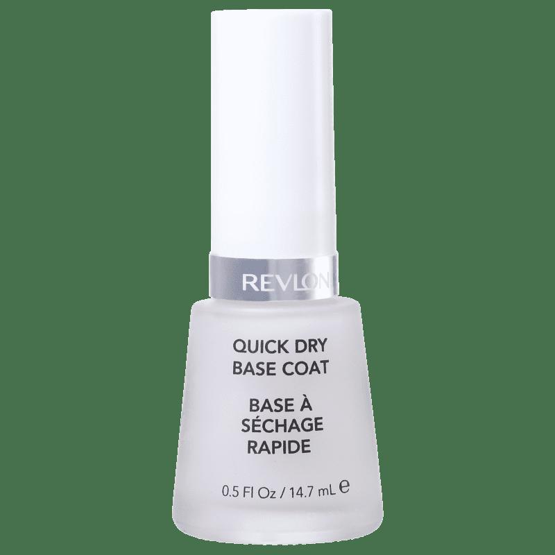 Revlon Nail Care Base Coat - Base Incolor para Unhas 14,7ml
