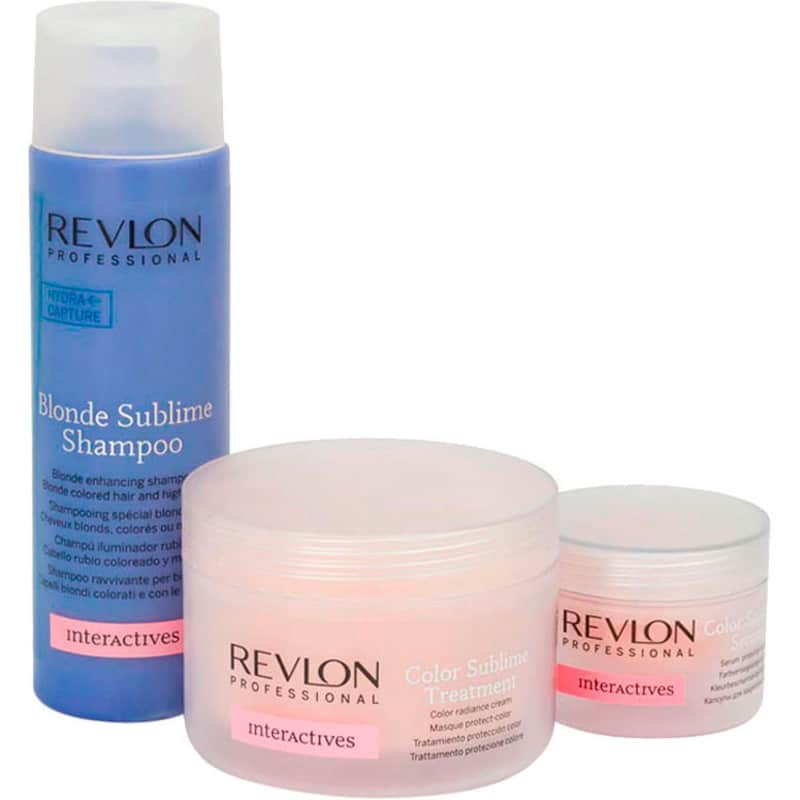 Revlon Professional Color Blonde Kit (3 Produtos)